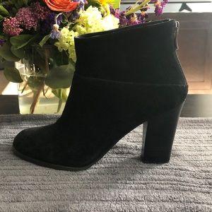 Black heel booties • BCBGeneration